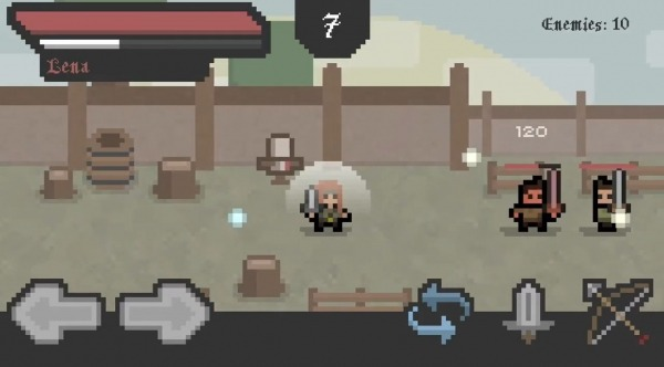 Hilt Arena Android Game Image 2
