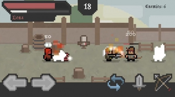 Hilt Arena Android Game Image 3
