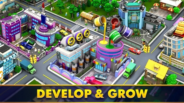 Mayor Match: Town Building Tycoon & Match-3 Puzzle Android Game Image 2