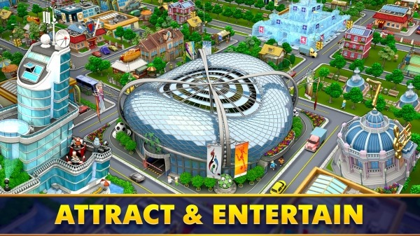 Mayor Match: Town Building Tycoon & Match-3 Puzzle Android Game Image 4