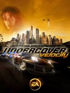 Need For Speed Undercover: Velocity Java Game Image 1