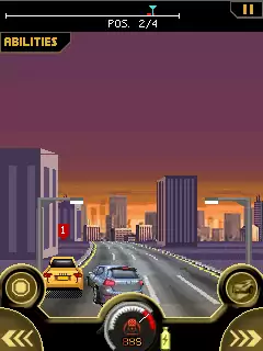 Need For Speed Undercover: Velocity Java Game Image 2
