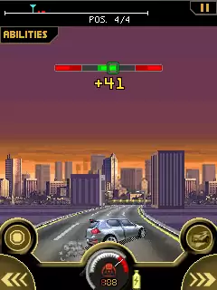 Need For Speed Undercover: Velocity Java Game Image 3