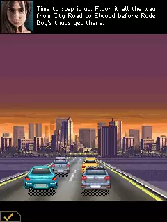 Need For Speed Undercover: Velocity Java Game Image 4