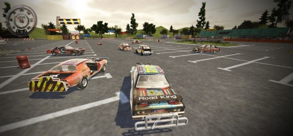 Derby Forever Online Wreck Cars Festival 2021 Android Game Image 1