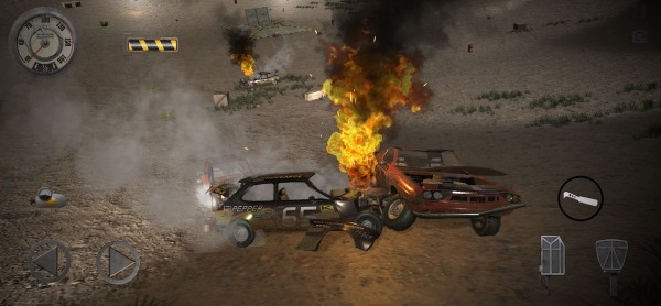Derby Forever Online Wreck Cars Festival 2021 Android Game Image 2