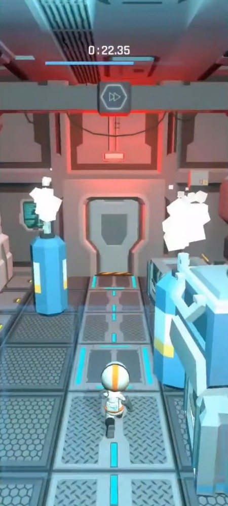 FROM SPACE - Adventure Run Android Game Image 2