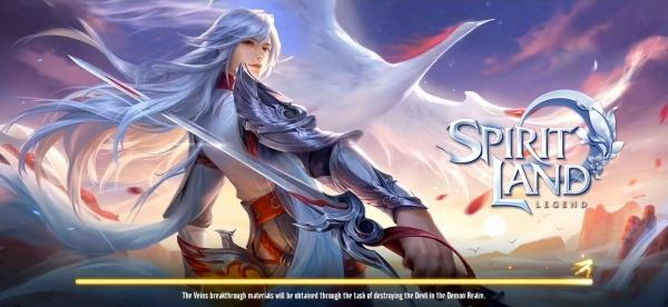 Spirit Land Android Game Image 1