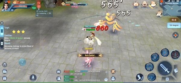 Spirit Land Android Game Image 3