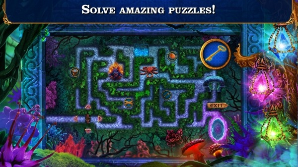 Hidden Object Labyrinths Of World 9 Android Game Image 2