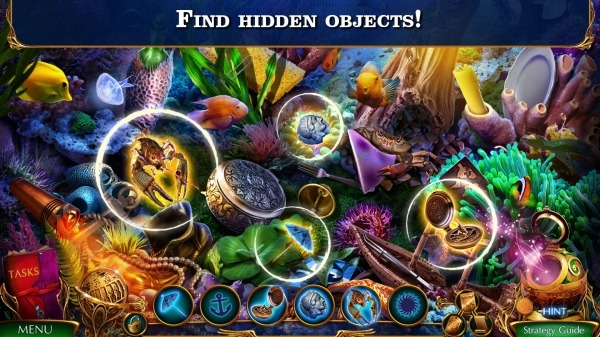 Hidden Object Labyrinths Of World 9 Android Game Image 3