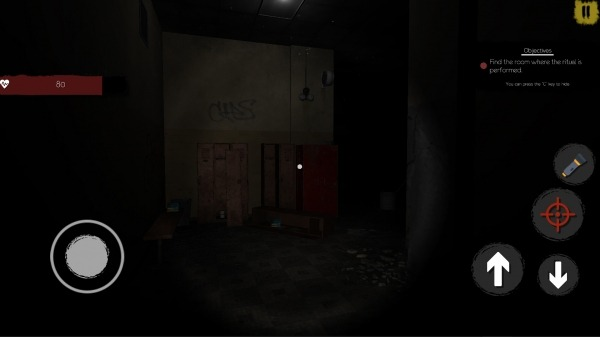 Horror Squad Android Game Image 1