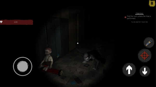 Horror Squad Android Game Image 2