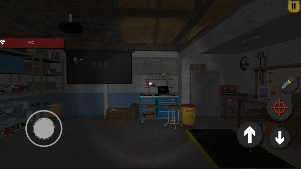 Horror Squad Android Game Image 3