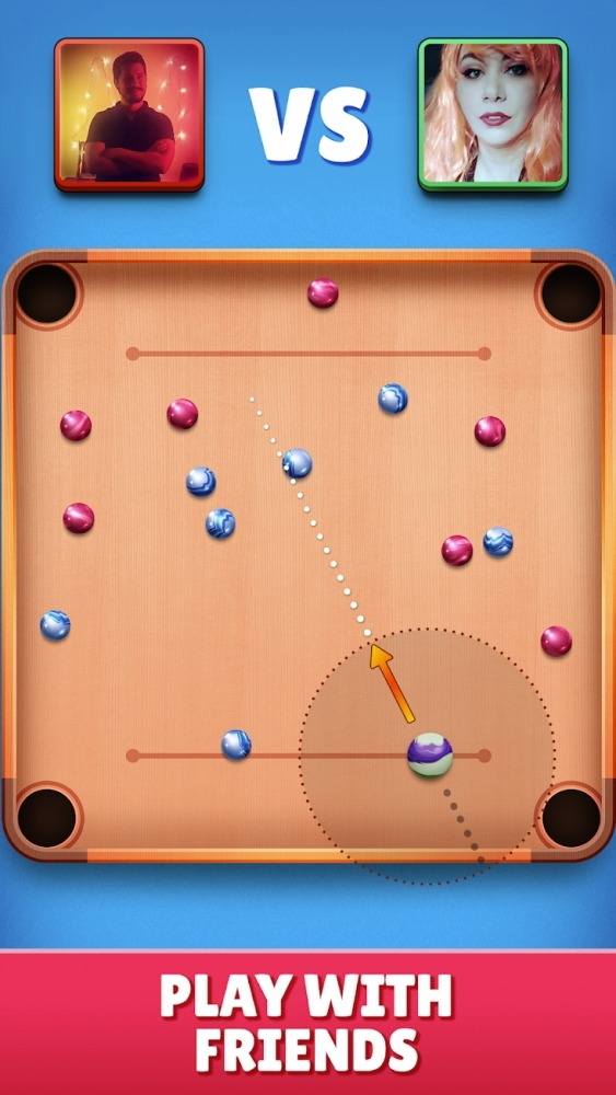 Marble Clash Android Game Image 1