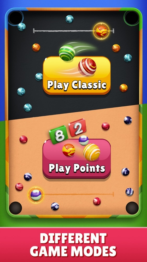 Marble Clash Android Game Image 2