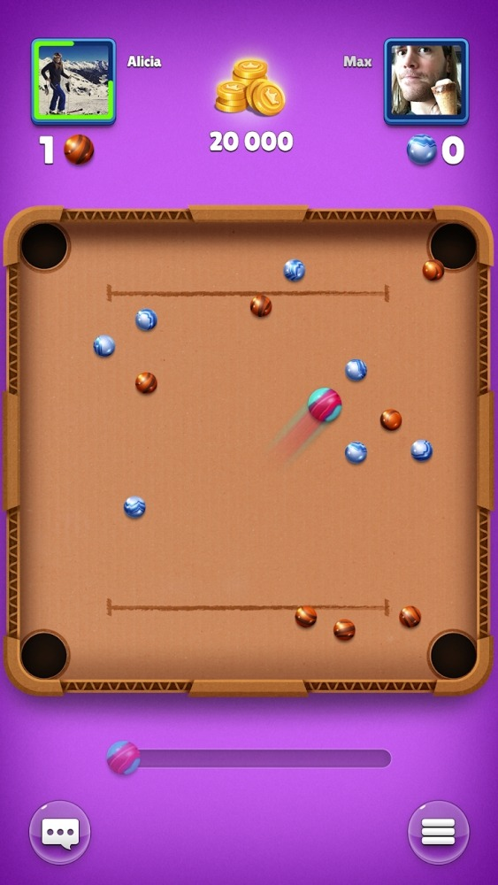 Marble Clash Android Game Image 4