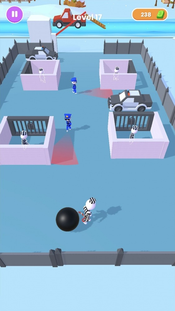 Prison Wreck - Free Escape And Destruction Game Android Game Image 1