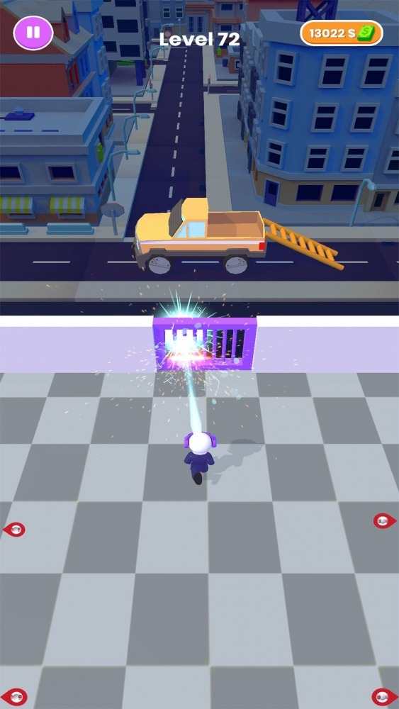 Prison Wreck - Free Escape And Destruction Game Android Game Image 2
