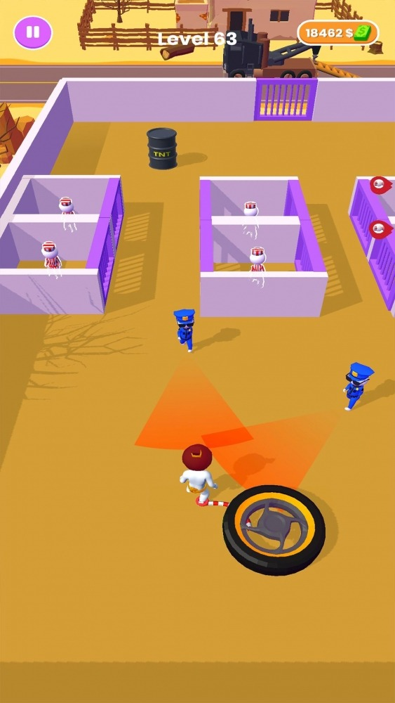 Prison Wreck - Free Escape And Destruction Game Android Game Image 3