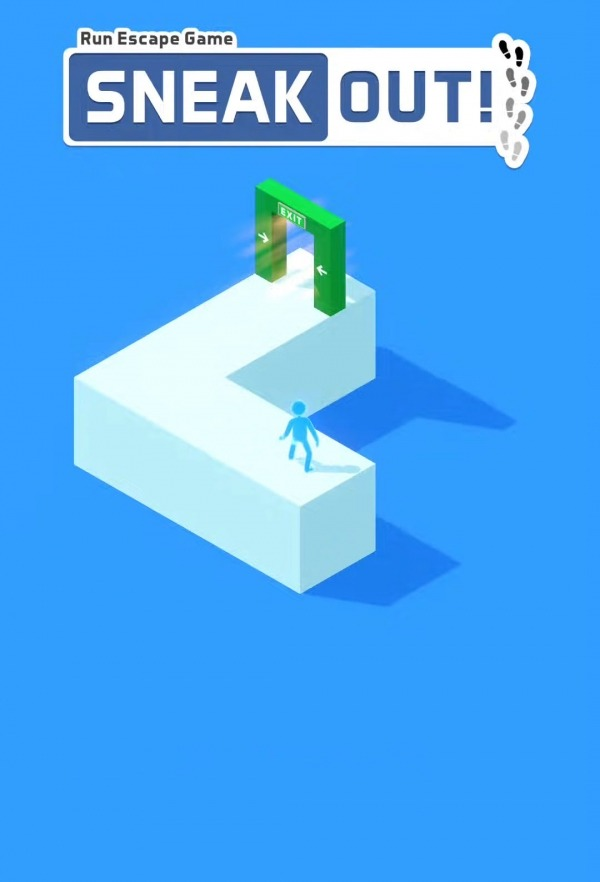 Sneak Out 3D Android Game Image 1