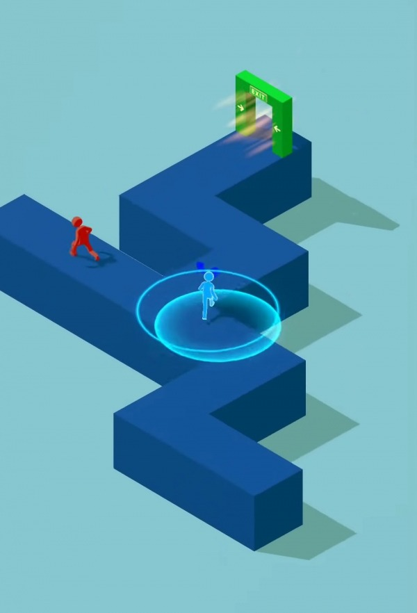 Sneak Out 3D Android Game Image 2