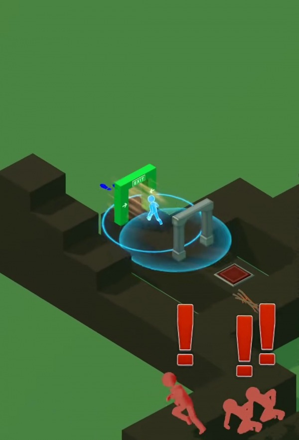 Sneak Out 3D Android Game Image 3
