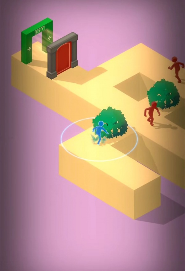 Sneak Out 3D Android Game Image 4