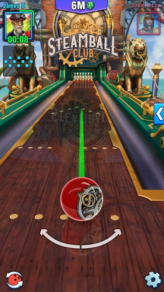 Bowling Crew Android Game Image 3