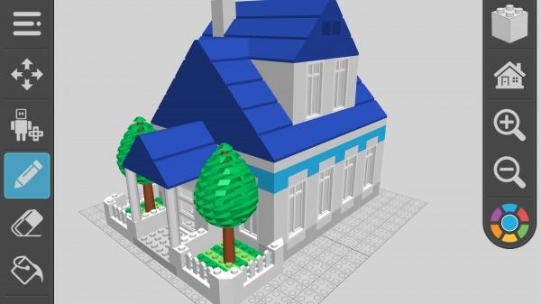 Draw Bricks Android Game Image 4