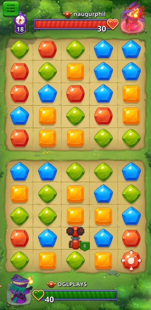 Duel Summoners - Puzzle & Tactic Android Game Image 3