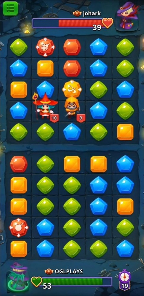 Duel Summoners - Puzzle & Tactic Android Game Image 4