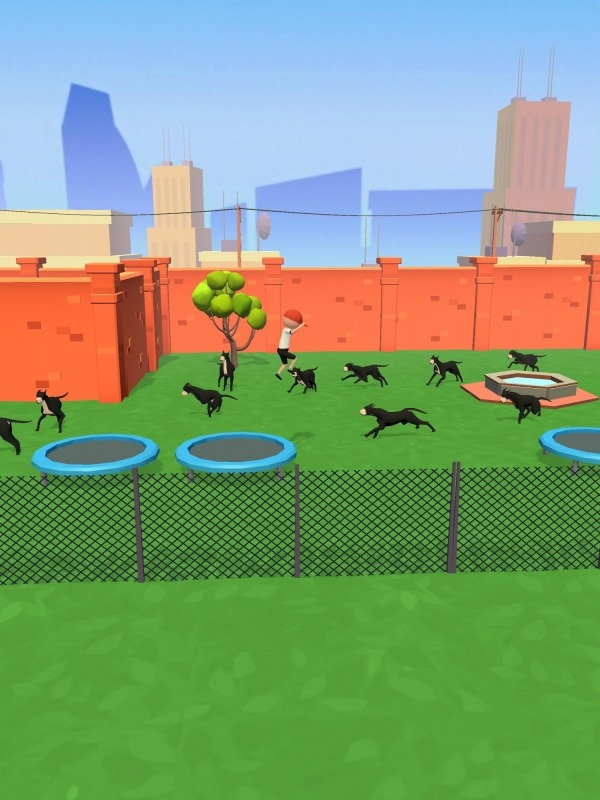 Mad Dogs Android Game Image 1
