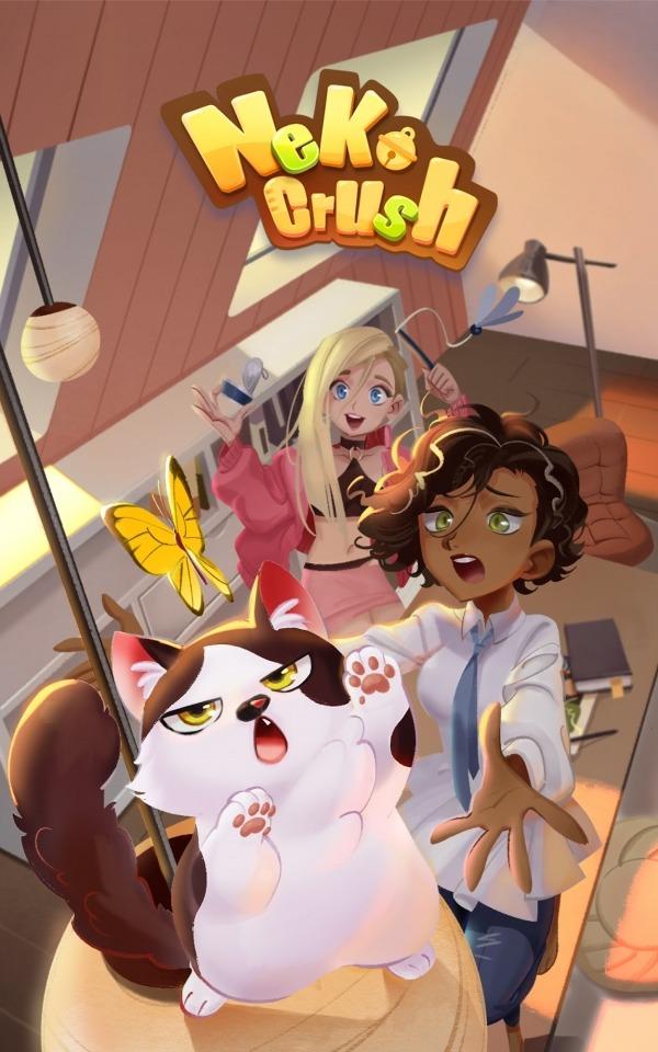 Neko Crush Android Game Image 1