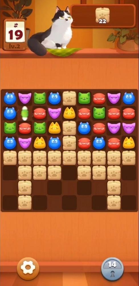 Neko Crush Android Game Image 3
