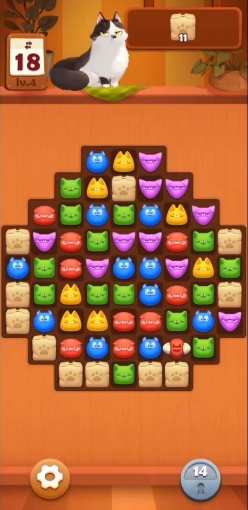 Neko Crush Android Game Image 4