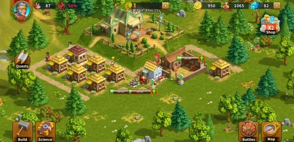 Rise Of The Roman Empire: City Builder & Strategy Android Game Image 3