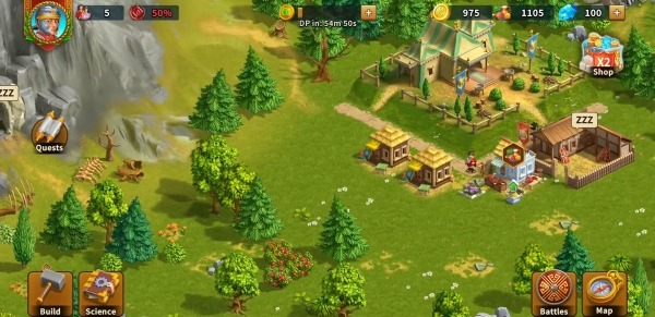 Rise Of The Roman Empire: City Builder & Strategy Android Game Image 4