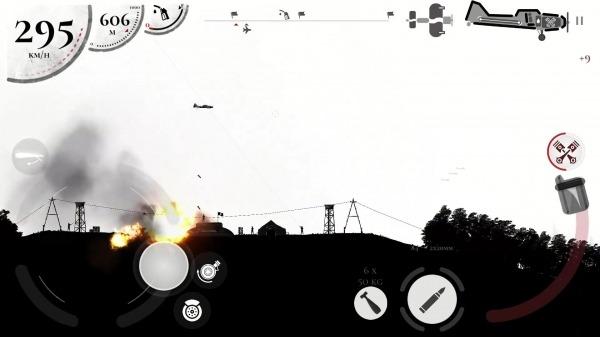 Warplane Inc. Dogfight War Arcade & Warplanes WW2 Android Game Image 2