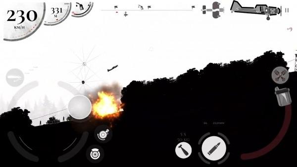 Warplane Inc. Dogfight War Arcade & Warplanes WW2 Android Game Image 3
