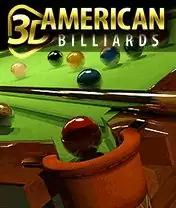 3D American Billiards Java Game Image 1