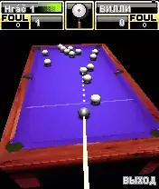 3D Russian Billiards Java Game Image 2