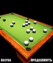 3D Russian Billiards Java Game Image 3