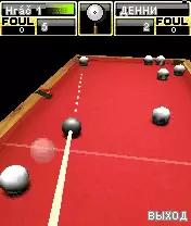 3D Russian Billiards Java Game Image 4