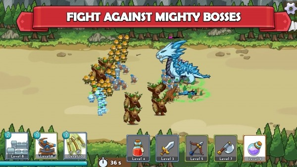 Clash Of Legions - Kingdom Rise Android Game Image 3