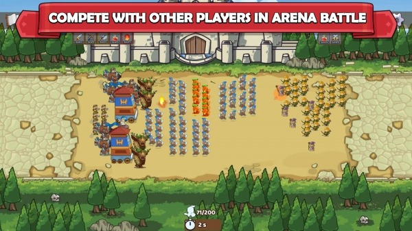 Clash Of Legions - Kingdom Rise Android Game Image 4