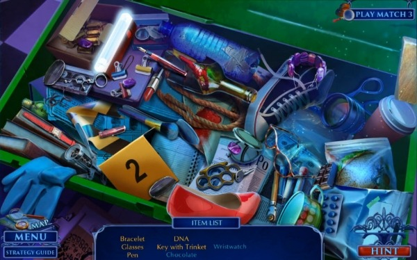 Hidden Objects - Fatal Evidence 1 (Free To Play) Android Game Image 4