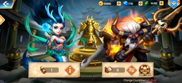 Summoners Legends Android Game Image 1