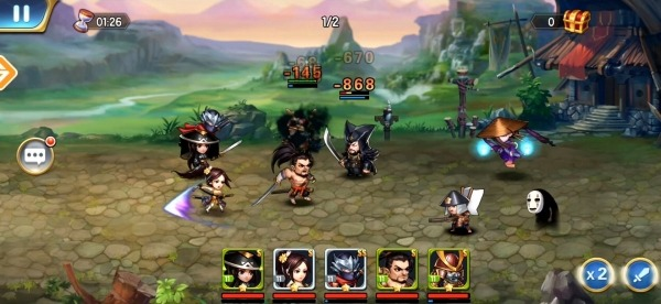 Summoners Legends Android Game Image 3