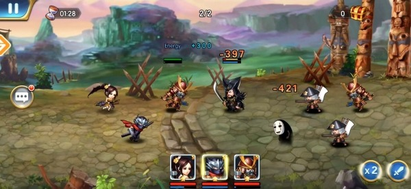 Summoners Legends Android Game Image 4